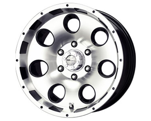 MB Wheels Razor Wheels