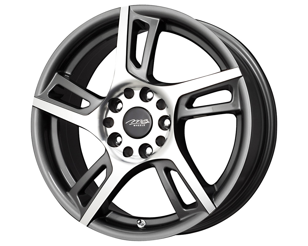 MB Wheels Vector