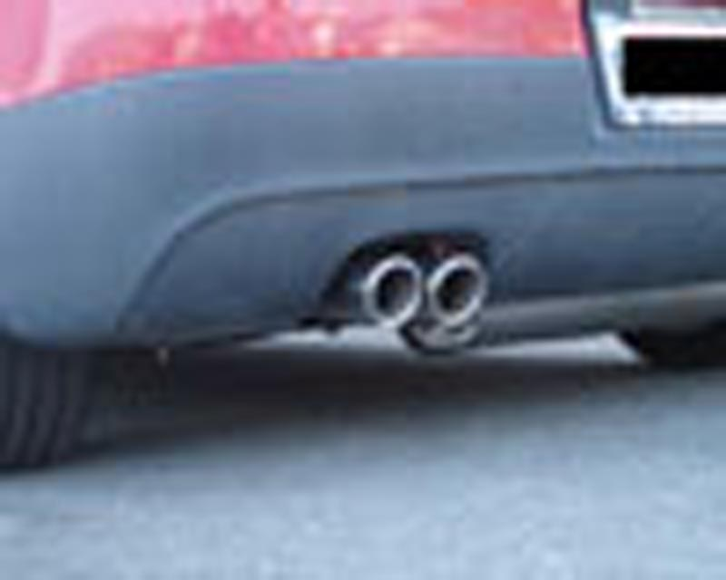Megan Racing Catback Exhaust Volkswagen GTI 05-12