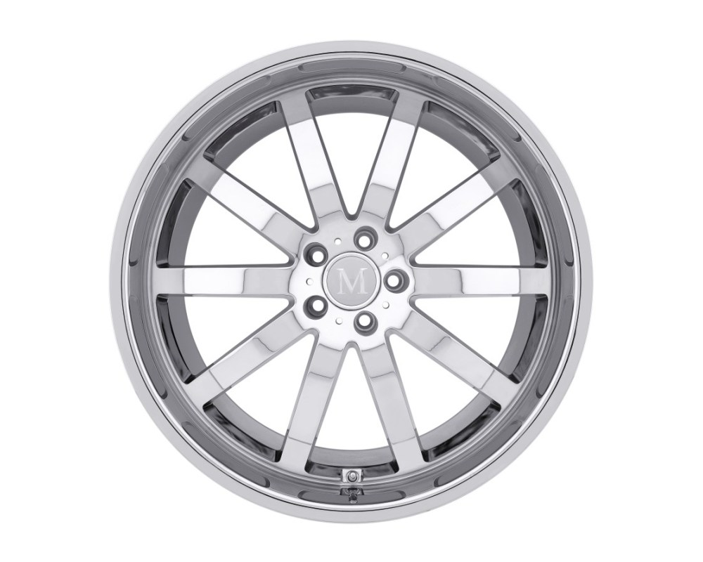 Mandrus Wilhelm Chrome Wheel 20x10 5x112 25mm CB66.6 - 2010MAW255112C66