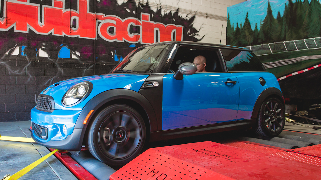 VR Tuned ECU Flash Tune Mini Cooper JCW R56 | R57 1.6L TURBO 11-14 210HP - VRT-MNIJCW-R56-11