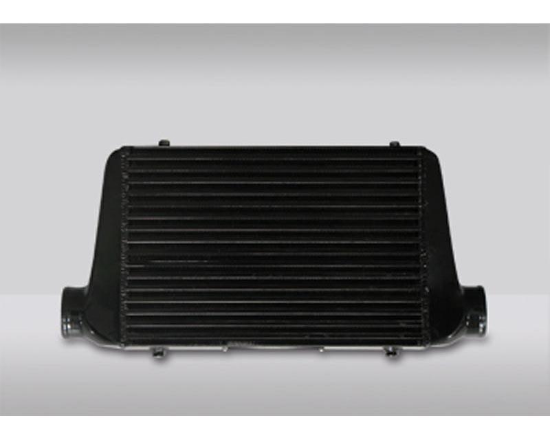 Mishimoto Universal Intercooler G Line Black - MMINT-UGB
