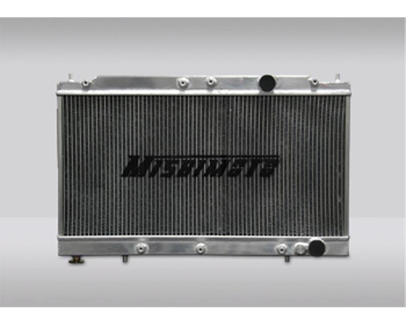 Mishimoto Performance Radiator Mitsubishi Eclipse Manual 90-94 - MMRAD-ECL-90