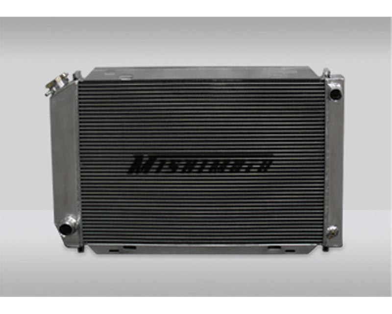 Mishimoto Performance Radiator Ford Mustang Manual 79-93 - MMRAD-MUS-79
