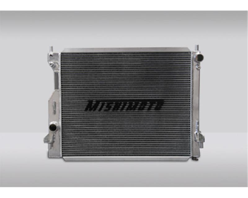 Mishimoto Performance Radiator Ford Mustang Manual 05-09 - MMRAD-MUS-05