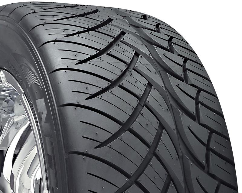 Nitto NT 420S Tires 245/45/20 103V Blk - DT-40347