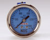 NOS 1 1/2 Diameter Glycerin filled Pressure Gauge