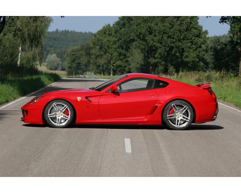 Novitec Add-on Skirts for Side Skirt Panels Ferrari 599 06-11 - F6 599 04