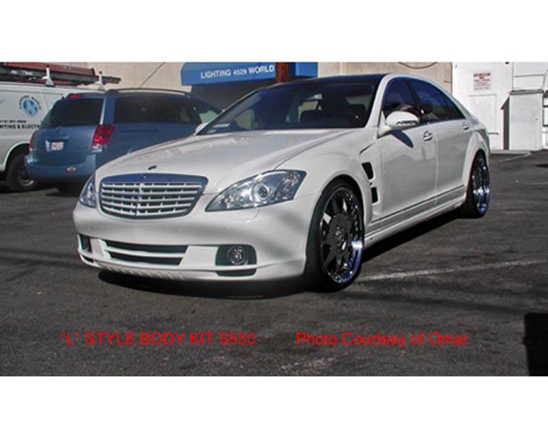 NR Auto L Style Body Kit Mercedes-Benz S550 221 06-08 - 6221-K