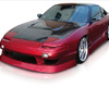 Origin Aggressive Full Body Kit Nissan 180SX