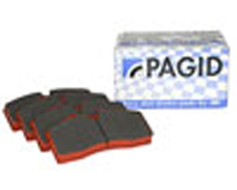 Pagid RS 4-4 Orange Front Brake Pads Audi RS4 00-02