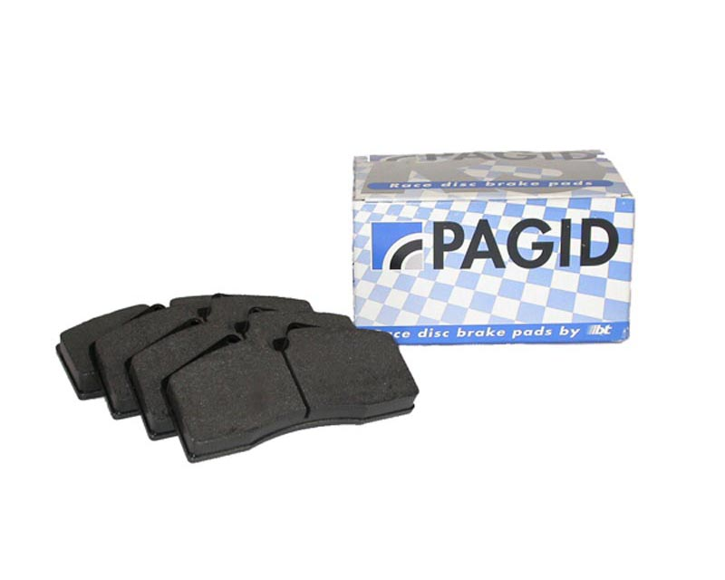 Pagid RS 14 Black Front Brake Pads Porsche 997 GT3 Cup Grand Am & S 07-11 - PAG-8038-RS14