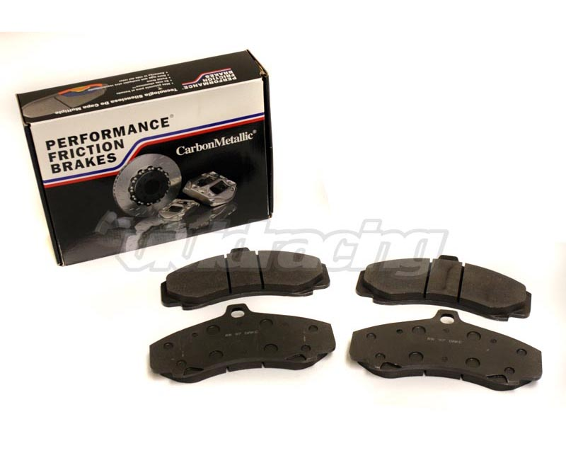 Performance Friction Front Carbon Metallic Race Brake Pads Porsche 996 GT3 02-05 - 7819.97.17.44