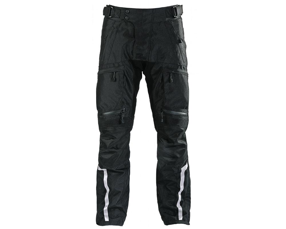 Motonation Apparel Phantom Tourventure Textile Pant (Black - Standard XXXL) - MNT-XPH-BKBK-8XXXL