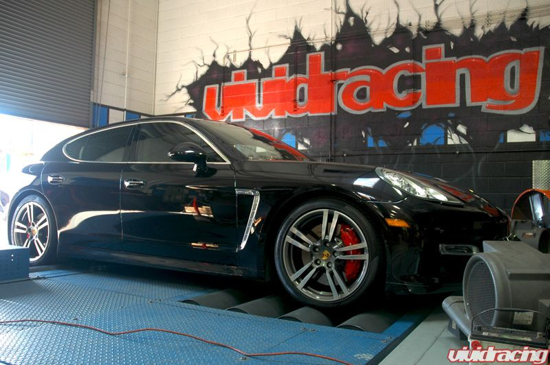 VR Tuned ECU Flash Tune Porsche 970 Panamera 3.0TDI 300hp 14-17