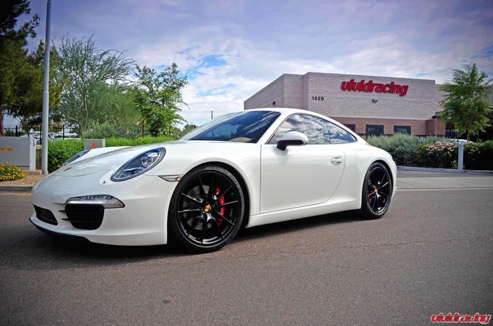 VR Tuned ECU Flash Tune Porsche 991 Carrera S 3.8L 400hp 13-16