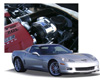 ProCharger H.O. Intercooled Supercharger System Chevrolet Corvette Z06 06-12