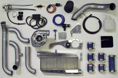 ProCharger High Output Intercooled Tuner Kit Supercharger Acura Integra 1.8L DOHC 94-01 - 1HB202-SCI