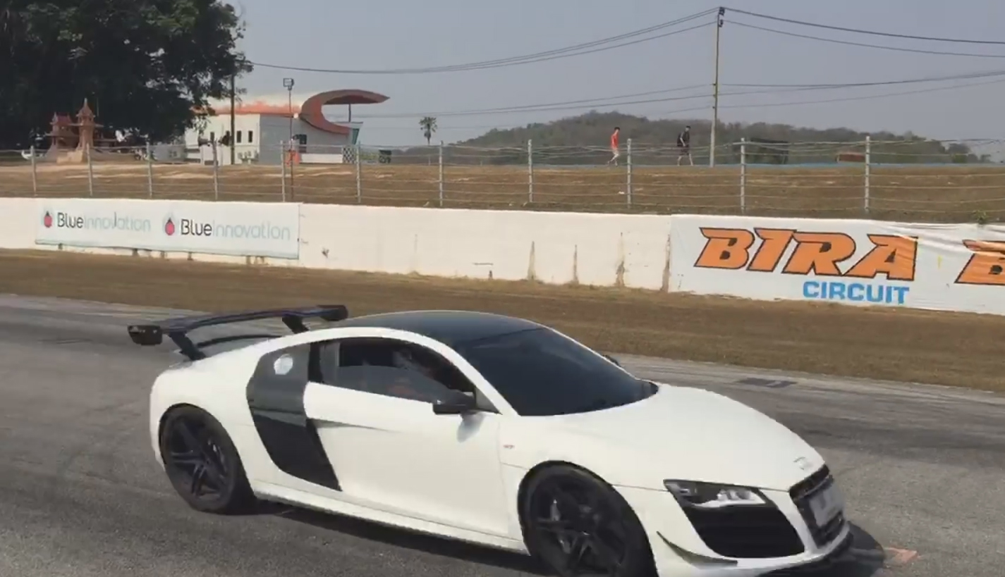 Vivid Racing Performance Package Upgrade Audi R8 V10 08-15