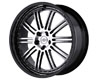 Redbourne Marques 20X9.5 5x120 32mm Gloss Black Machined Face