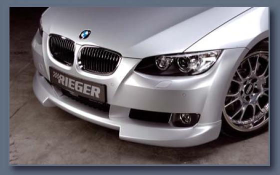 Rieger Complete Lip Kit BMW E92 & E93 335 07-11 - R 53430.35.36.37