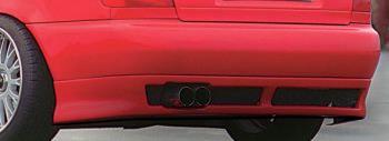 Rieger Infinity DTM Rear Splitter for Rear Apron Audi A4 B5 95-01 - R 55034