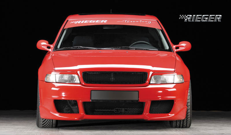Rieger New Design Front Bumper w/o Fog Brackets Audi A4 B5 95-01 - R 55070