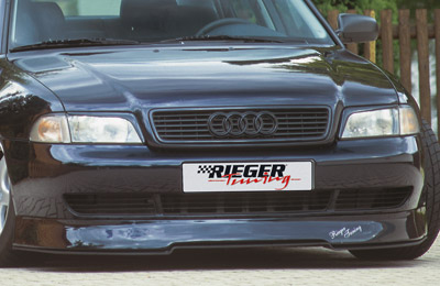 Rieger Infinity Front Lip Spoiler Audi A4 B5 99-01 - R 55015