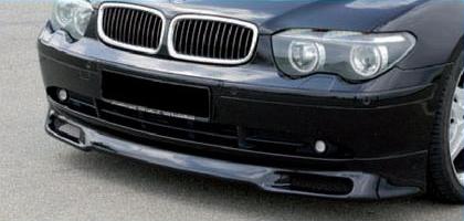 Rieger Front Lip Spoiler BMW 7 Series E65 03-05 - 240244