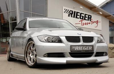 Rieger Front Lip Spoiler BMW E90 Sedan 06-08 - R 53400