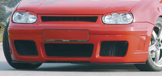 Rieger RS4 Look Front Bumper Volkswagen Golf IV 99-05 - R 59016