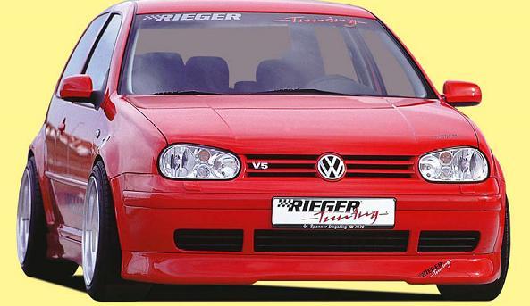Rieger R-RX Front Bumper Volkswagen Golf IV US Spec 99-05 - R 59009