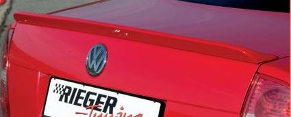 Rieger Rear Deck Lid Spoiler Volkswagen Passat 3BG 00-05 - R 24039