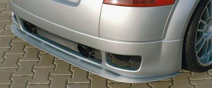 Rieger Rear Splitter for RS4 Look Rear Apron Audi TT 8N 00-06 - R 55119