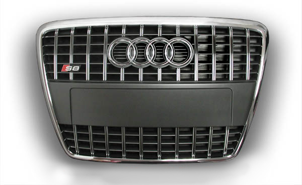 Rieger R-Frame S8 Front Grill Audi TT 8N 00-06 - A 211228
