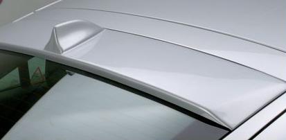 Rieger Rear Roof Spoiler w/ Shark Antenna Audi TT 8N 00-06 - R 55120