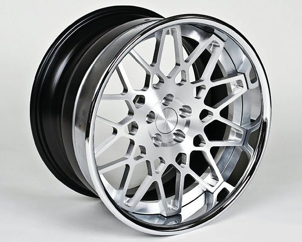 Rotiform BLQ Forged 3-Piece Concave Wheel 21 Inch