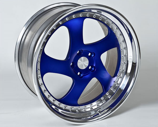Rotiform TMB Forged 3-Piece Classic Wheels