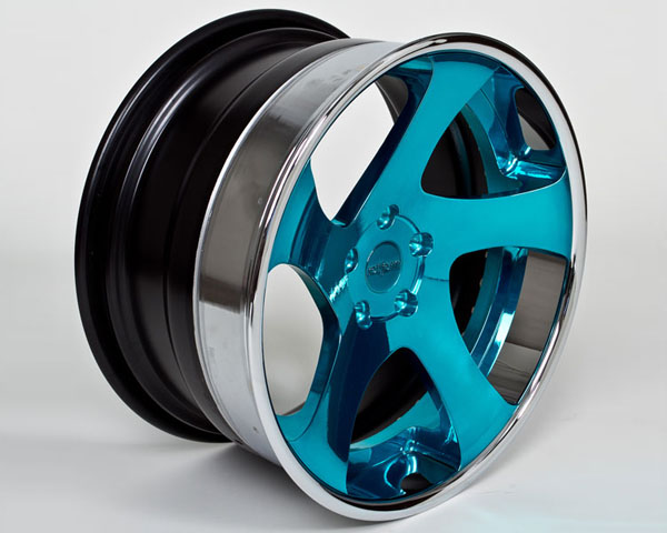 Rotiform TMB Forged 3-Piece Concave Wheels