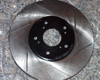 Rotora Front Left/Right Slotted Rotor Acura CL 3.0L V6 98-99
