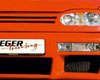 Rieger Carbon Fiber DTM Splitter for RS4 Front Bumper Volkswagen Golf III 93-99