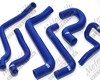 Samco Ancillary Hoses 5pc VW Golf GTi Mk1 1600/1800