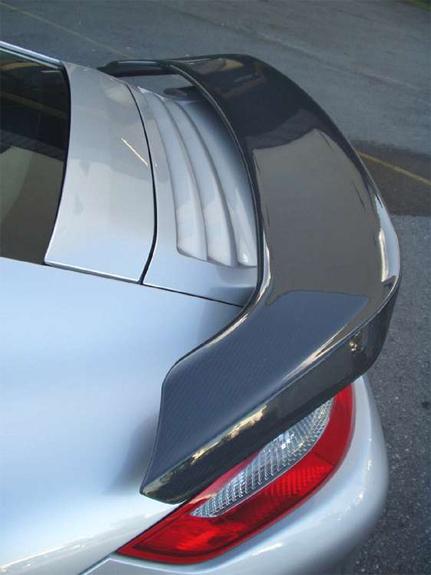 SpeedART Carbon Rear Wing Blade Porsche 997 Turbo 06-09 - P97.HSA.TURCF