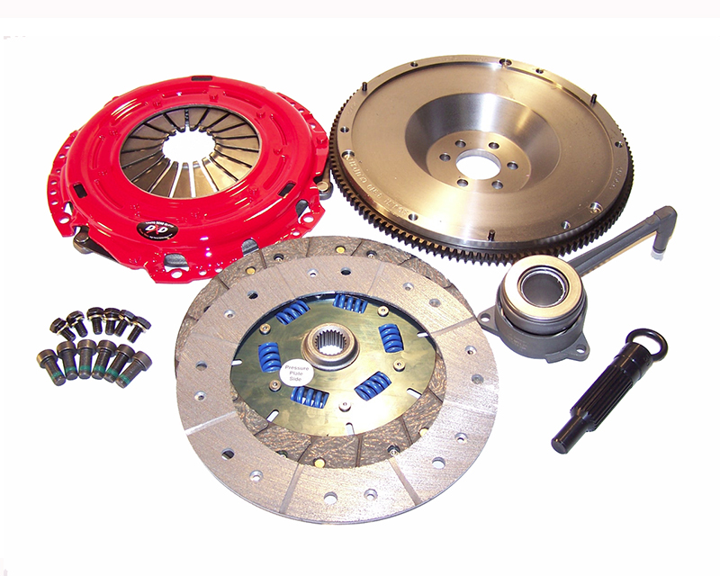 South Bend Clutch Kit Stage 1 Heavy Duty Audi S4 B5 6 Cyl 2.7T 00-02