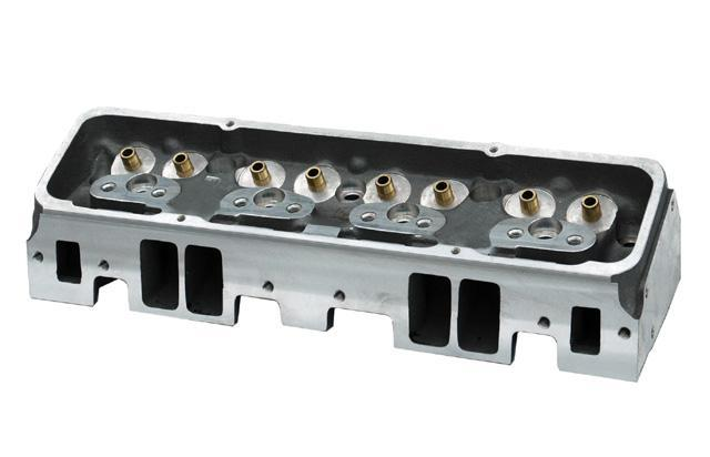 Dart 220 Race Series Small Block Chevy Cylinder Heads Std. Exhaust 248cc 62cc 2.055/1.600 1.550D