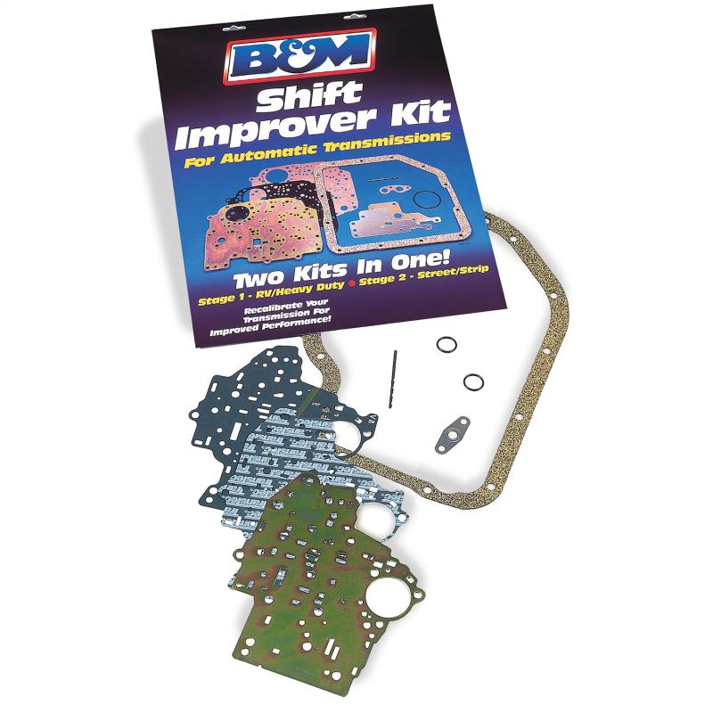 B&M Shift Improver Kit for 65-87 TH400 Transmission