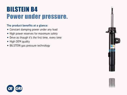 Bilstein B4 OE Replacement - Shock Absorber