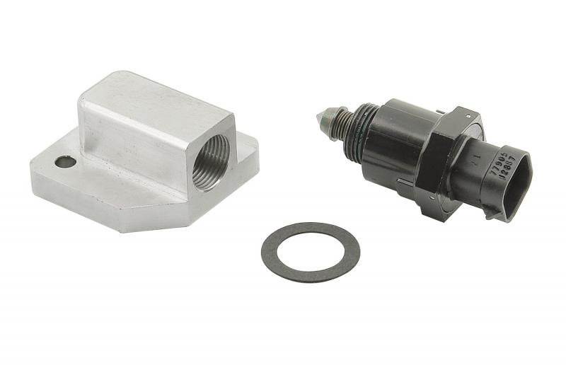 Accel Idle Air Control Kit; Ford Models Only; Incl. Adapter Plate And Housing;