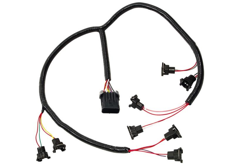 Accel Gen VII; Injector Harness; Chevy Models Only;