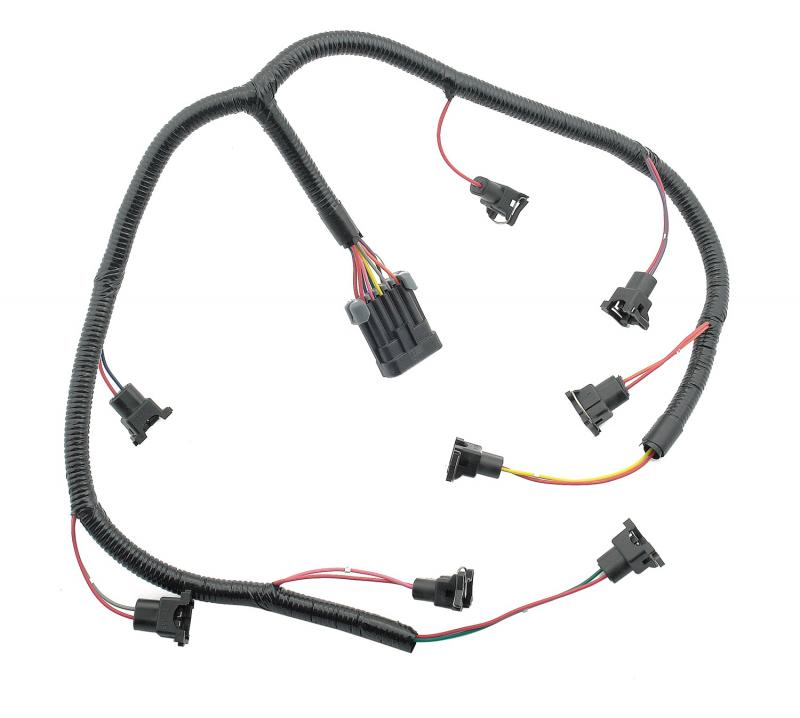 Accel Gen VII; Injector Harness; Ford Models Only;